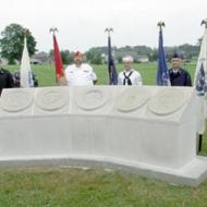 2008 grant to the Rush County Veteran's Foundation