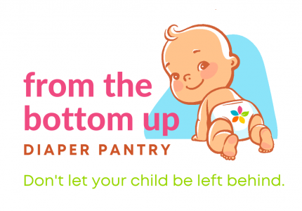 from the bottom up diaper pantry