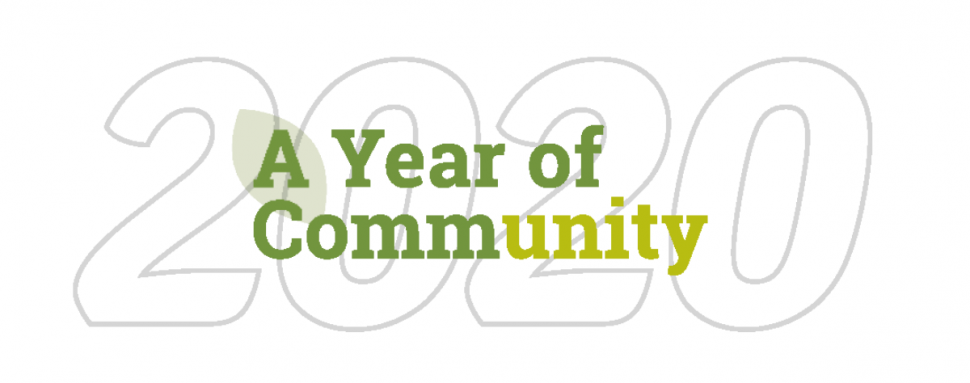 2020 A Year of Community