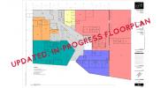 RECE Center Updated, In-progress Floorplan