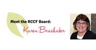 Meet the RCCF Board: Karen Brashaber